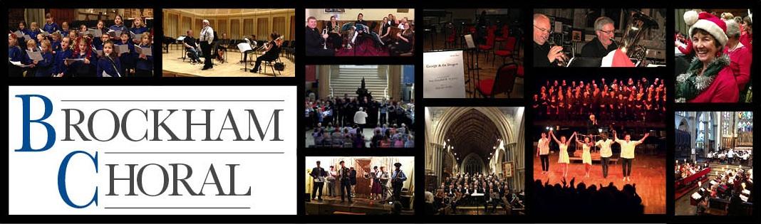 Brockham Choral