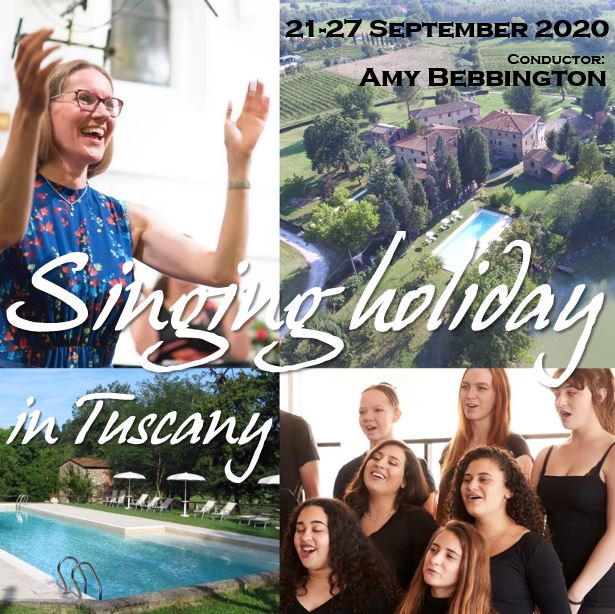 Singing Holiday in Tuscany